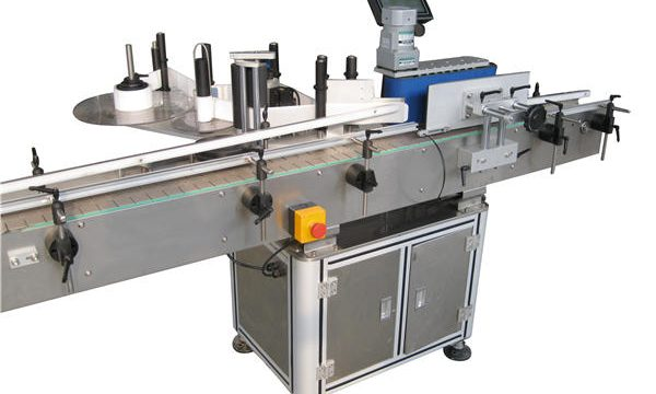 Awtomatikong Sticker Round Bottle Labeling Machine Manufacturer