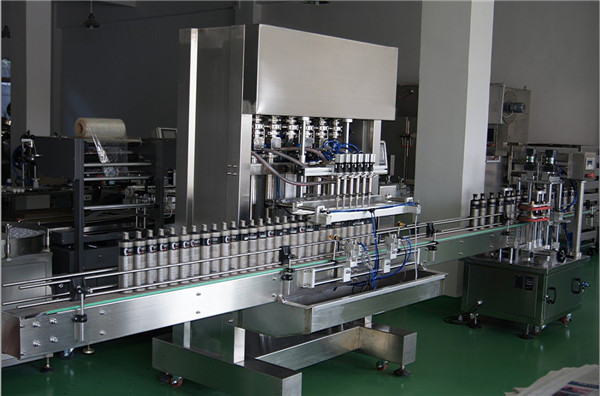 Automatic PET Bottle Filling Machine/Bottling line/project