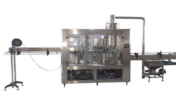 Stroj na plnění lahví pro kutily