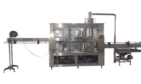 4 Heads Automatic Liquid Bottle Filling Machine