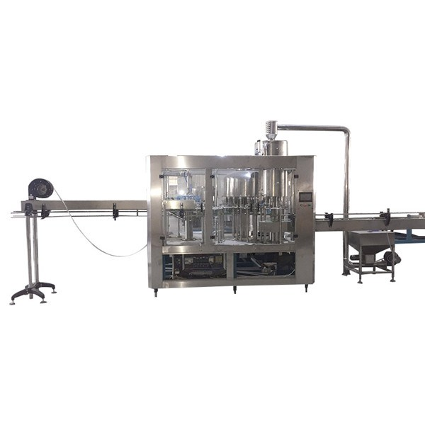 10ml Bottle Filling and Sealing Machine