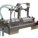 Semi-Automatic Honey Filling Machine High Filling Accuracy