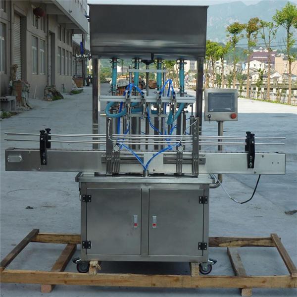 Automatische Erdnusspastenfüllmaschine