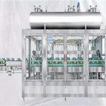 윤활유를위한 회전하는 충전물 기계의 무게를 달기