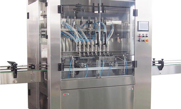 1L-5L automatiske stempelfyldningsmaskiner