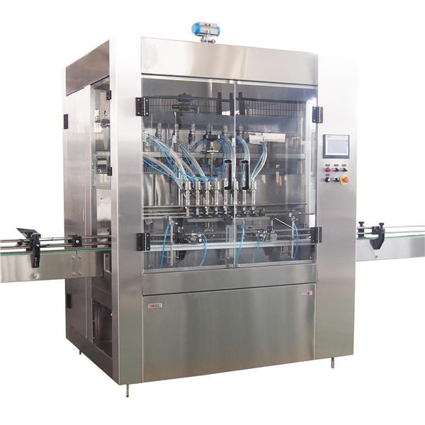 Dishwashing Liquid Filling Machine