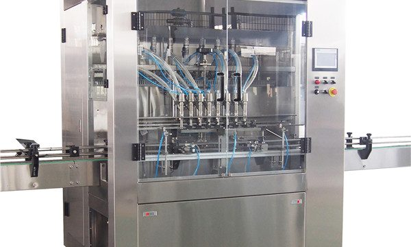 1L-5L Automatic Piston Filling Machines