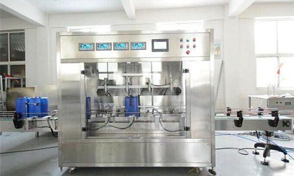 5 Gallon/3 Gallon/20L/12L/6L/4L/5L Barrel Filling Machine