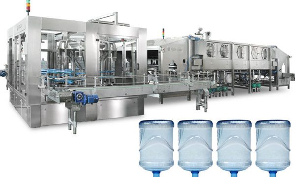 5 Gallon Bottle Filling Machine