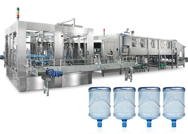Machine de remplissage de bouteilles 5 Gallon
