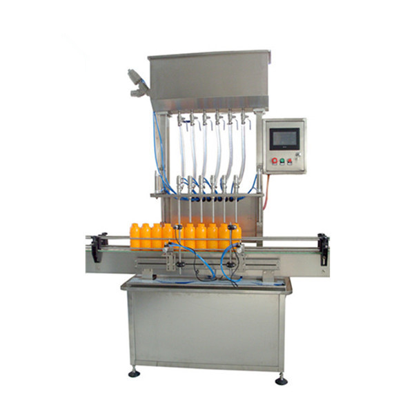 6 Head Liquid Filling Machine