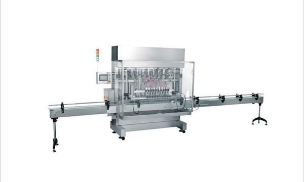 Professional Manufacturer Automatic Liquid Soap Filling Machine