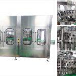 Machine de remplissage de bouteilles en verre de vin de bière vodka automatique