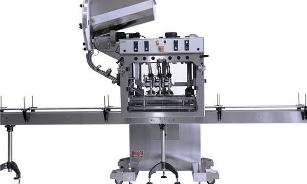 Automatic Bottle Capping Machine Manufacturer