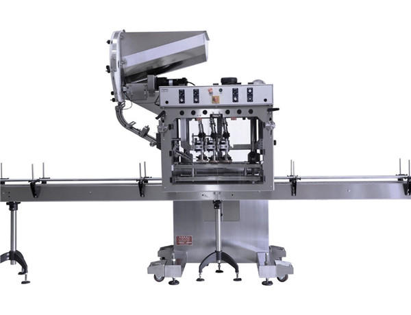 Automatic Bottle Capping Machine Manufacturer Topfillers
