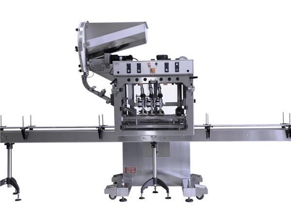 Botila automatikoa estaltzeko makina fabrikatzailea