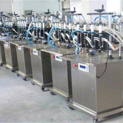 향수를위한 자동적 인 병 충전물 기계