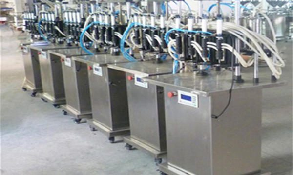 Automatic Bottle Filling Machine For Perfume