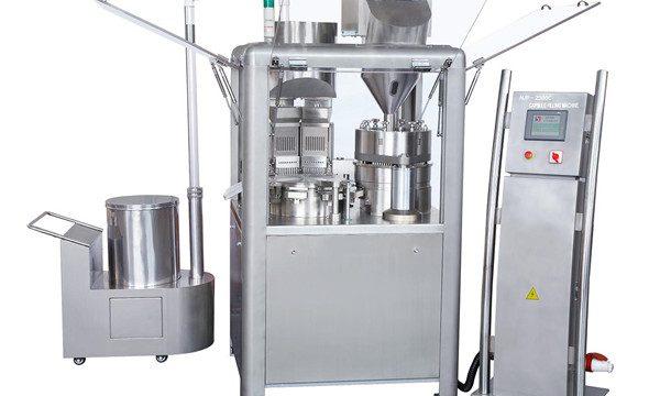 Otomatik Kapsül Dolum Kapsülü Dolum Makinesi Toz Doldurmak için