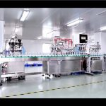 Automatisk Cream Fyllning och Capping Machine