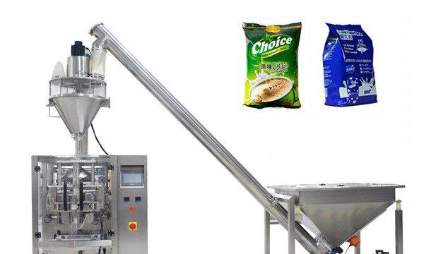 Automaattinen kuivakemikaalijauheen täyttökone pienille pulloille ja lemmikkipulloille