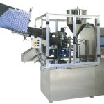 Automatic Ultrasonic Plastic Tube Filling Sealing Machine
