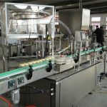 Automatic Glass Jar Honey Filling Capping Machine