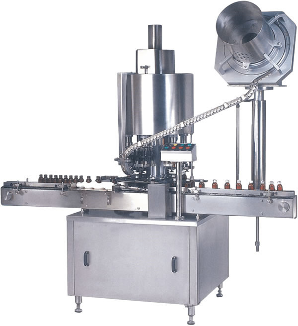 Automatic Multi Head ROPP Cap Capping Machine/Bottle Cap Sealing Machine