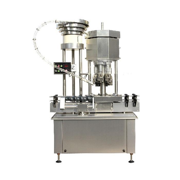 Automatic Multi Head ROPP Cap Capping Machine/Bottle Cap Sealing Machine