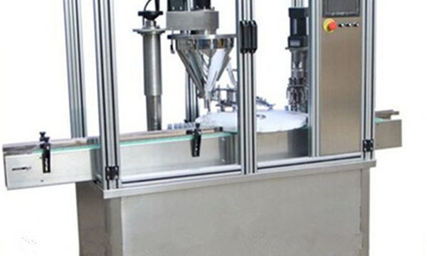 Otomatik Toz Dolum Makinesi Üretici