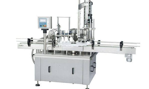 Automatic Rotary Piston Filling Machine