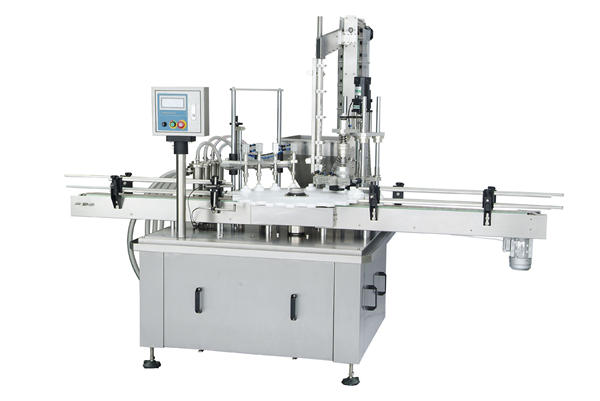 AutomaticRotary Piston Filling Machine