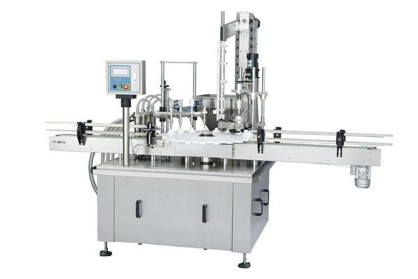 AutomaticRotary Piston Filling Machine