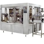 5 Gallon Barreled Pure Water Filling Machine / Equipment / Production Line