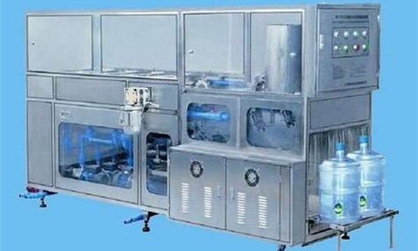 5 Ang Gallon Barrel Bottle Water Filling Machine nga gihimo sa China