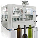 Máquina de enchimento de líquido de cerveja pode