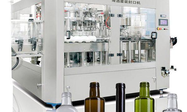 Pivo može tečnost za punjenje mašina