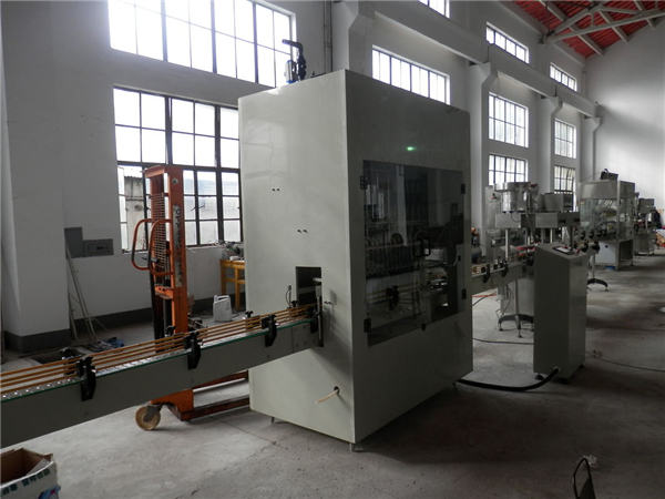 Automatic Bleach Filler in China
