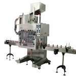 Full Automatic Glass Bottle Capping Machine For Shampoo