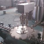 Shampoo / Vinagre / Oliu Oil Bottle Pressing Capping Machine