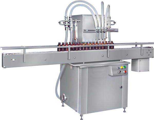 자동적 인 2L 병 충전물 기계, 2L 병 채우는 선, 자동적 인 작은 병 충전물 기계