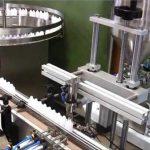 Chemický automatický uzávěr plnění lahví