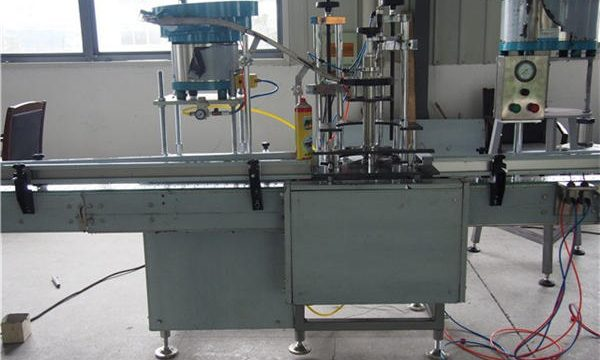 Automatic Bottle Filling Machine 30ml 100ml Liquid Filling Machine