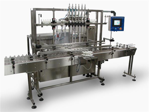 Automatisk flytende såpeflaske-maskin
