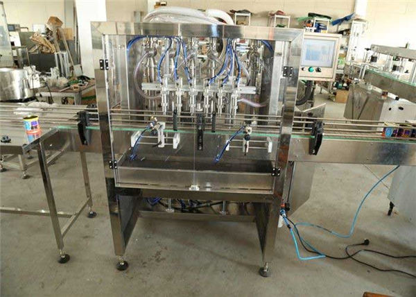 Cheap Auto Spray Can Filling Machine