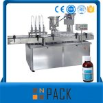 China Competitive Price Vacuum Liquid Filling Machine