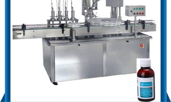 China Competitive Price Vacuum Liquid Filling Machine