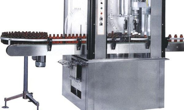 High Capacity Automatic Gravity Liquid Filling Machine