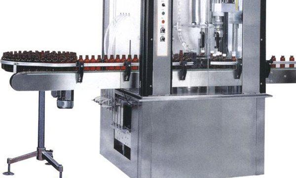 Machine de remplissage liquide de gravité automatique de grande capacité