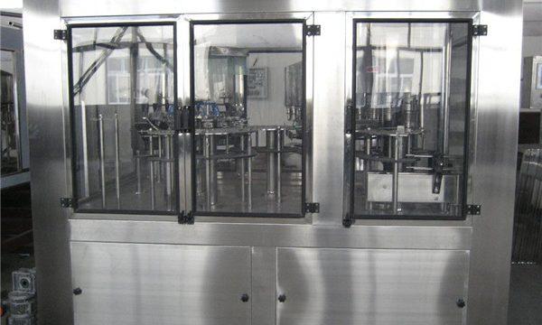 Pneumatische Füllmaschine Kleine flüssige Füllmaschine, halbautomatische Füllmaschine Preis